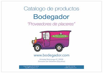 Descargar Catalogo de productos Bodegador
