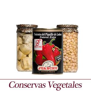 Conservas Vegetales Selectas - Productos seleccionados con esmero