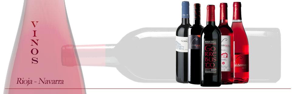 Vinos de Navarra y Rioja